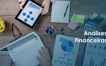 Capa HDK serviço análises financeiras