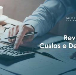 Capa HDK serviço revisão de custos e despesas