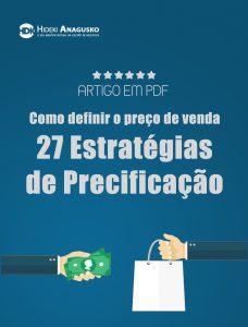 Como definir o preço de venda (parte 1) - 27 Estratégias de Precificação
